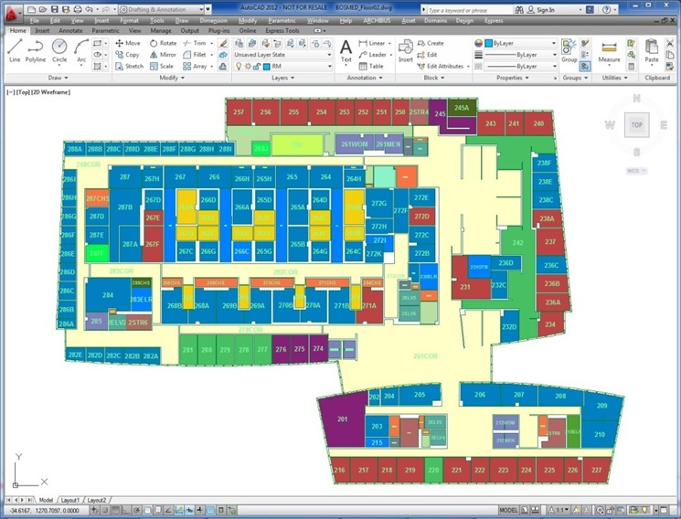 Revit How To Change Color Codes Of Rooms